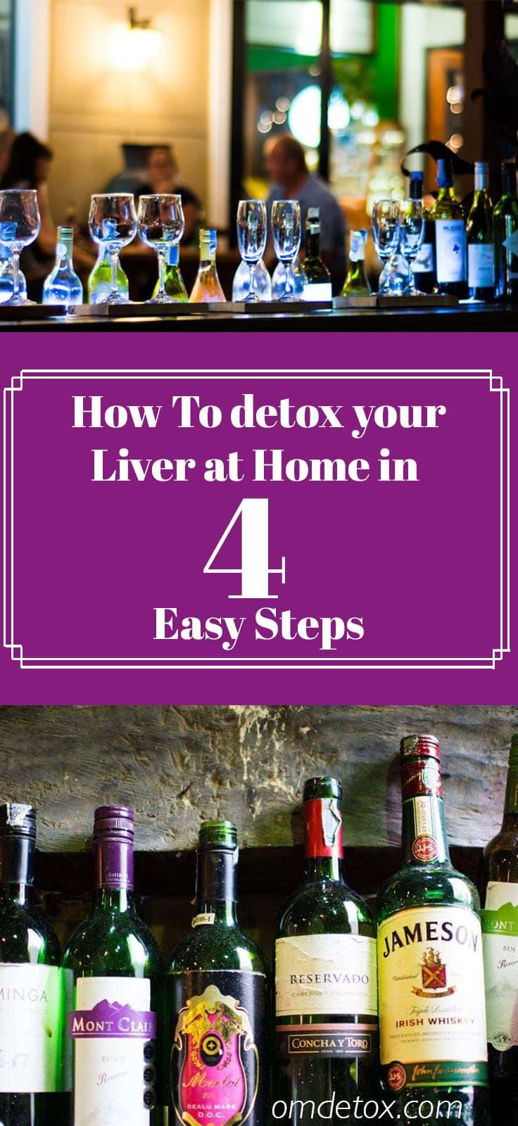 Detox you liver naturally / vegan