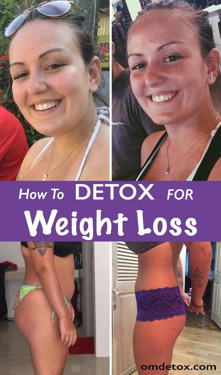 How To Detox For Weight Loss