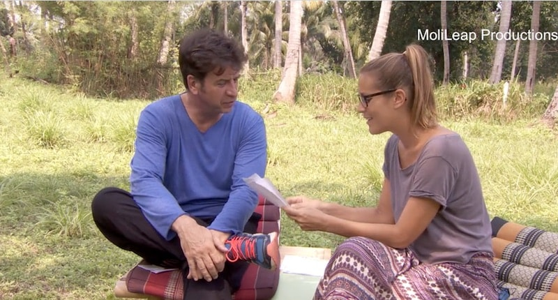 The Retreat with Nick Knowles, BBC2 and Netflix UK